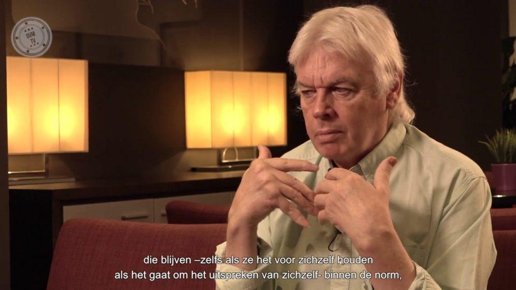 Interview met David Icke