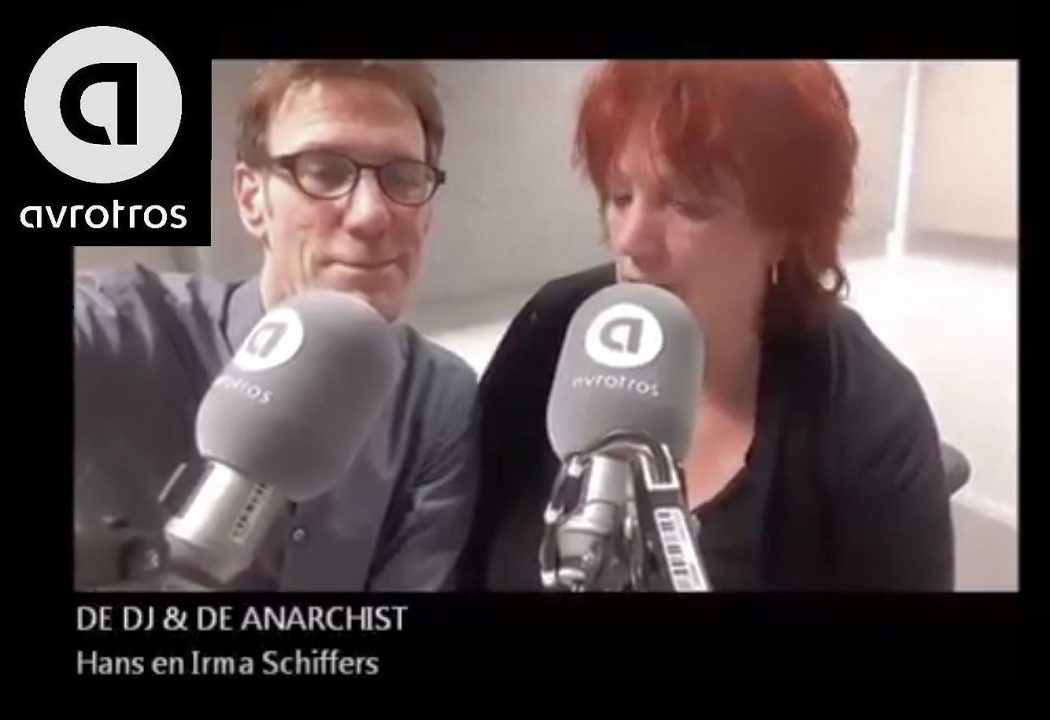 Schiffers & Schiffers: De DJ & the Anarchist (podcast-serie)